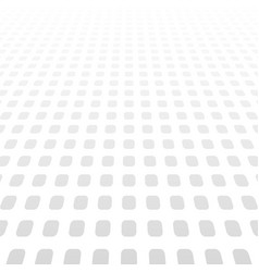 White gray gradient perspective background vector
