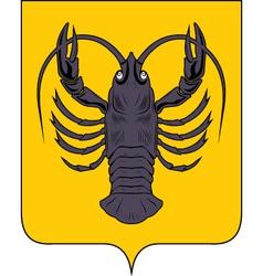 Vesegonsk vector image