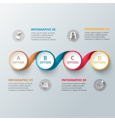 Element for infographic vector