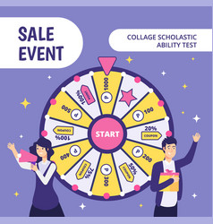 Examinees discount event sat work event ability vector