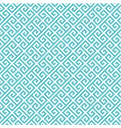 Greek key pattern background vector