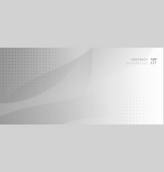 Abstract background banner web template white vector