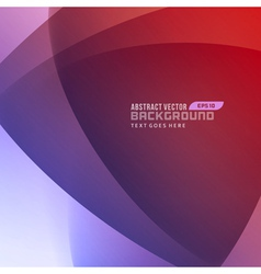 Smooth light lines abstract background eps10 vector image