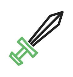Pirate sword vector