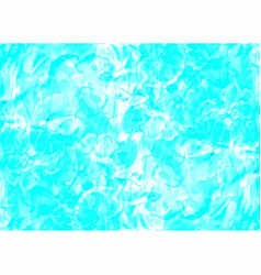 turquoise spotted background as painted by paints vector image