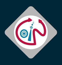 coin 2 - altcoin logo vector image