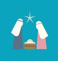 Star of Bethlehem Nativity vector