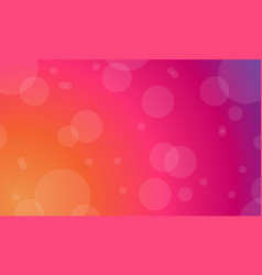 Background of light color abstract vector