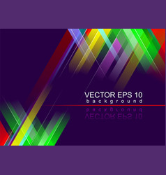 eps 10 purple background vector image