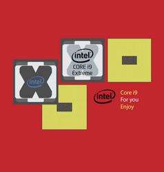 Intel core i9 extrime vector