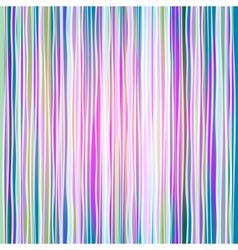 Seamless colorful striped pattern vector image vector image