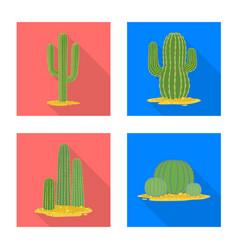 Botanical and oasis logo vector