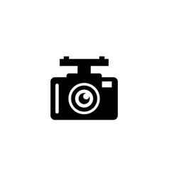car dvr car digital video recorder flat vector image