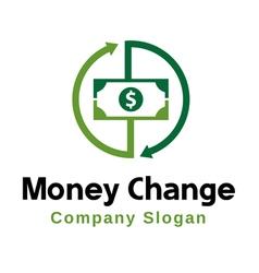 Change Money Design vector