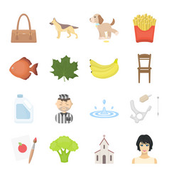Leisure shopping hobby and other web icon in vector