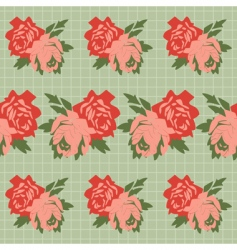 flower sample vector image vector image
