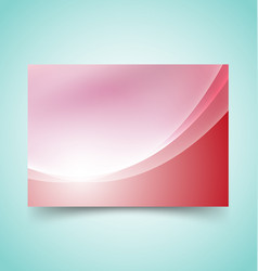 abstract waves set 2 vector image