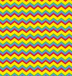 Chevron bright colors vector
