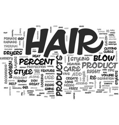 what s your hair iq text word cloud concept vector image