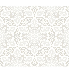 Beautiful floral wallpaper vector image vector image
