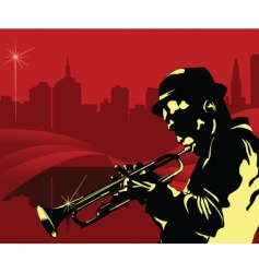 Jazz NY vector