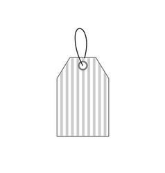 Line label design element to decoration design vector