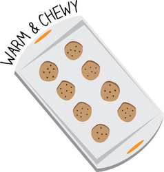 Warm Chewy vector