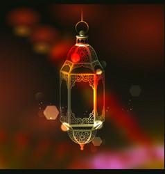 Ramadan Kareem Generous Ramadan greeting with vector