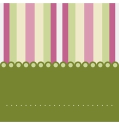 Striped banner background wallpaper banner icon vector