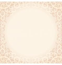 Elegance Ornamental Background vector image