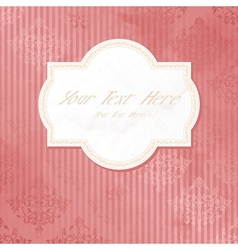 antique background vector image