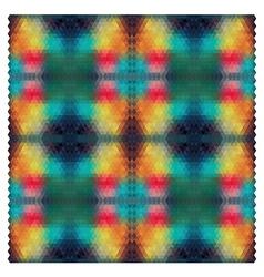 Psychedelic kaleidoscope wallpaper vector