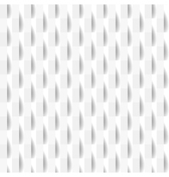 White cut texture with shadow seamless vector image