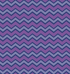 Chevron purple and blue pattern vector image