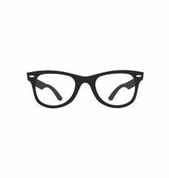 Glasses Ray Ban vector image vector image