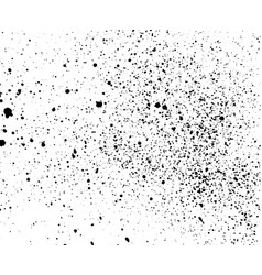Drop ink splashes spray texture vector