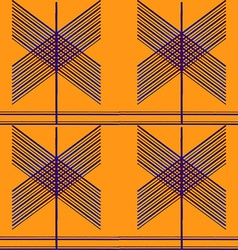 Geo pattern24 vector image