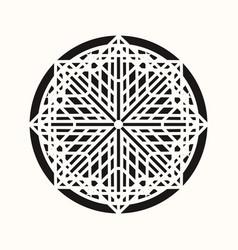 Sacred geometry 0143 vector