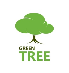 Oak logo vector image
