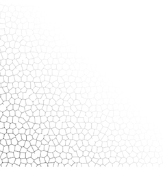 Abstract grey and white pattern for background vector