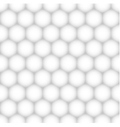 seamless hexagonal pattern background vector image