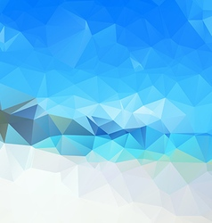 Polygonal Texture vector image vector image