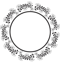 Round border vector