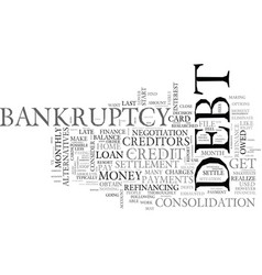 Alternatives in payment systems text word cloud vector
