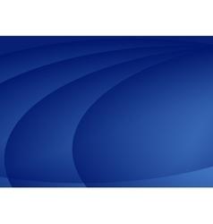 Blue ellipse background vector