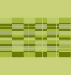 green background images arranged alternately vector image