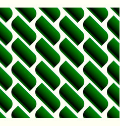 Seamless pattern with simple slanting shapes vector