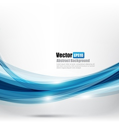 Abstract background Ligth blue curve and wave vector image