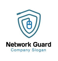 Network Guard Design vector