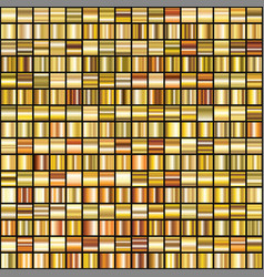set of shiny 256 abstract gold gradient vector image